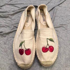 Soludos espadrilles Cherry size 7